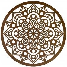 Geometryczna dekoracja na ścianę JELEŃ