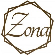 Okrąg dekoracyjny Żona motyw geometryczny